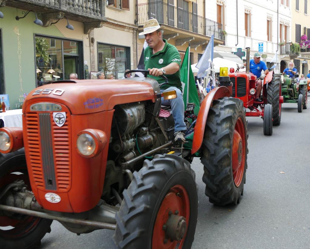 Fiera delle arti e dei mestieri - i trattori