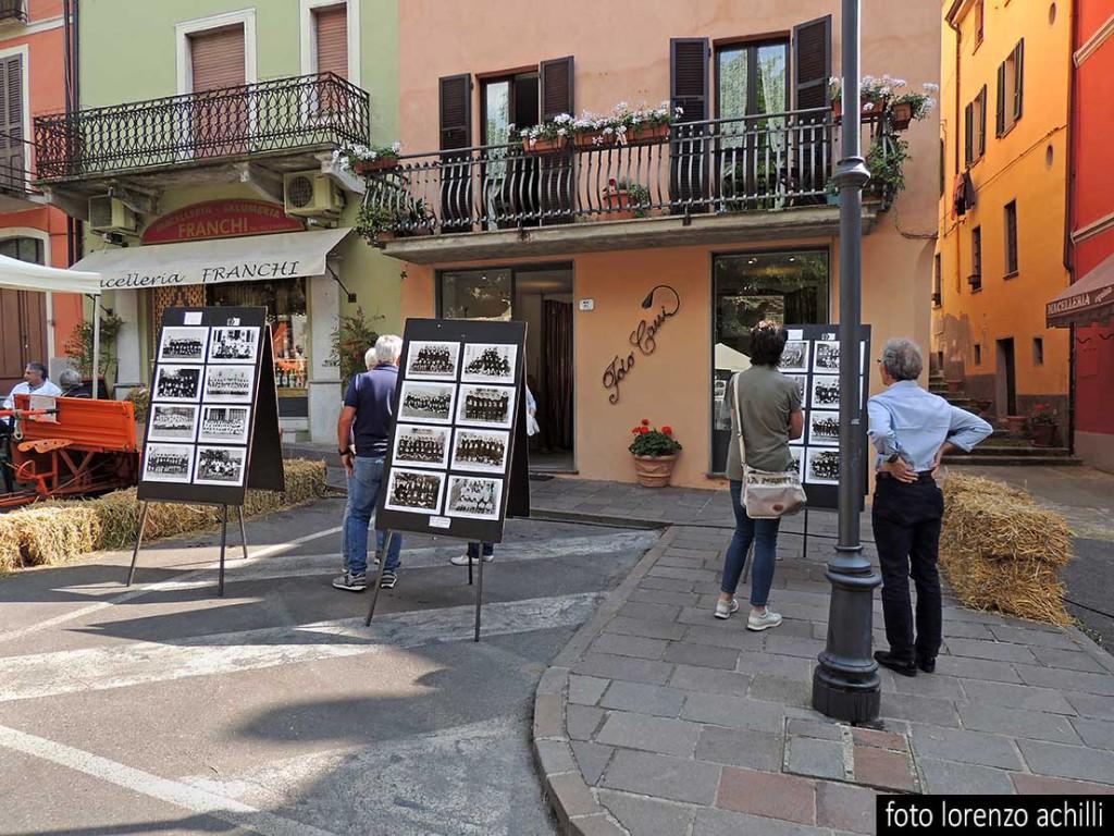 LE FOTO STORICHE DELLE SCOLARESCHE DI CARLA CASSI